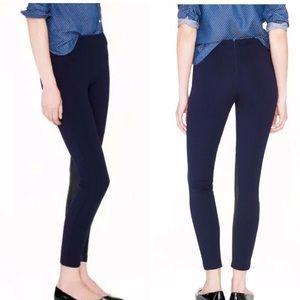 Navy blue pixie pants 0P